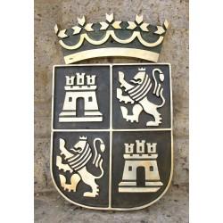 Escudo Castilla y León 13-022