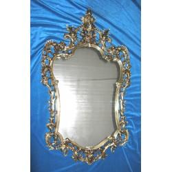 Espejo en bronce 14-005