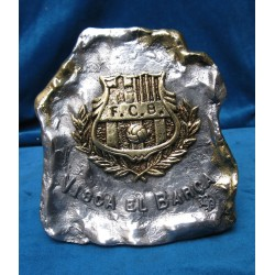 Placa trofeo Barsa 28-011