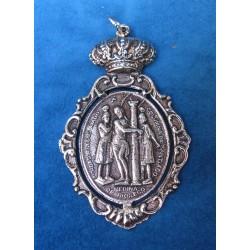Medalla Flagelación 24-031