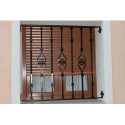 Verja forja para ventana 05-006