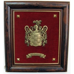 Escudo Heráldico Simple Pequeño tabla 17-001