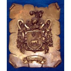 Escudo Heráldico pergamino 17-006