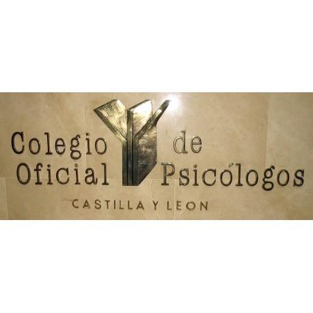 Colegio Oficial de Psicólogos 22-002