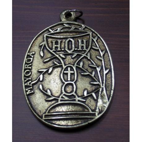 Medalla Oración del Huerto Mayorga 24-019
